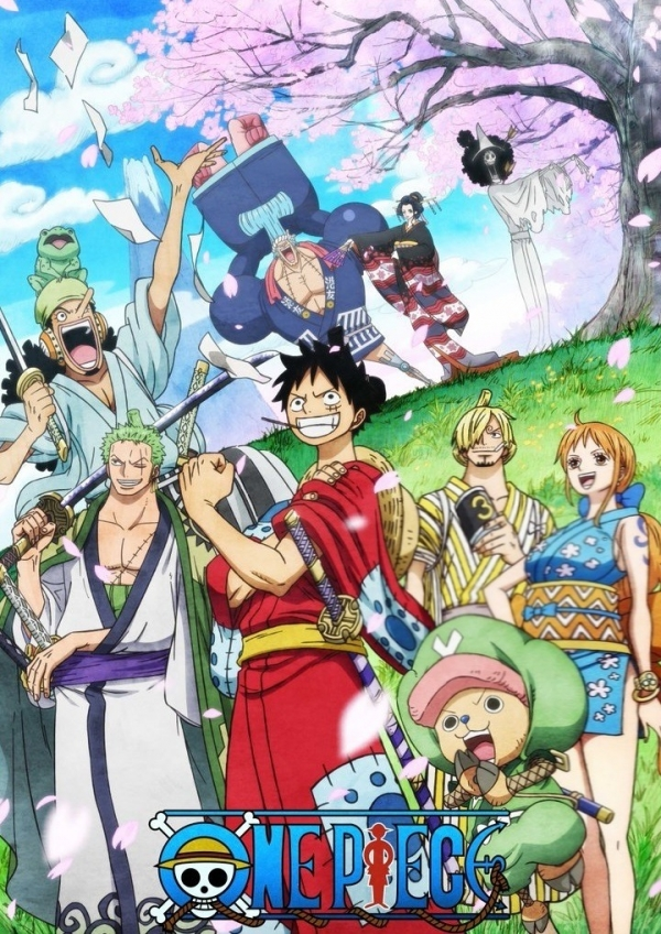 One Piece Episódio 0607