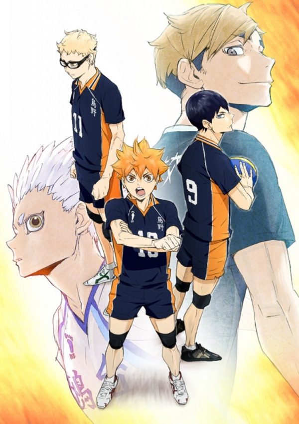 Haikyuu!! (4ª Temporada) Episódio 014