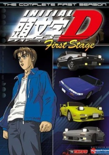 Initial D First Stage Episódio 016