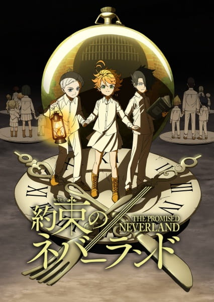 Yakusoku no Neverland – The Promised Neverland Episódio 008