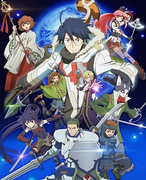 Log Horizon 2 (2ª temporada) Episódio 023