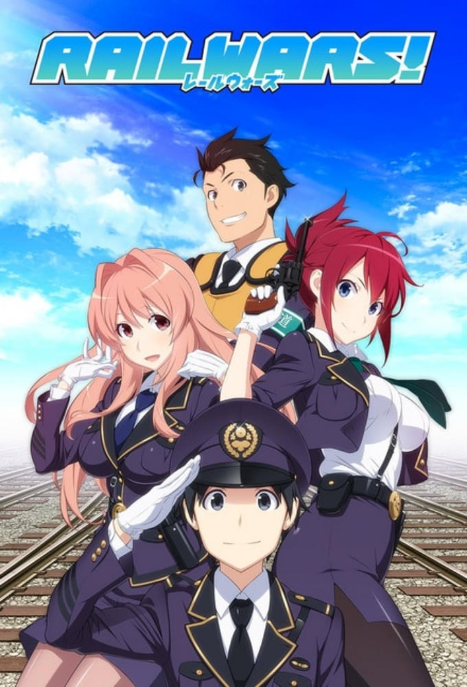 Rail Wars! Episódio 003